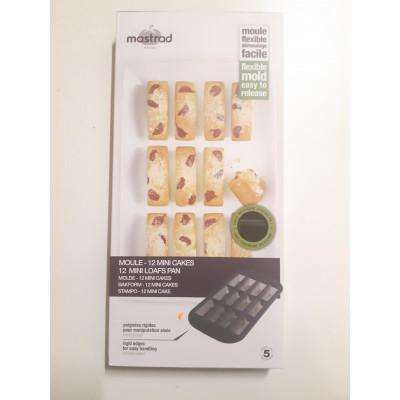 Moule 12 mini cakes