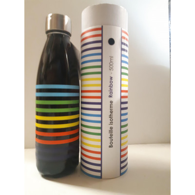Bouteille isotherme Rainbow-Yoko Design
