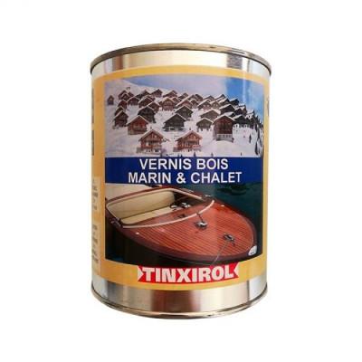 Vernis bois Marin & Chalet