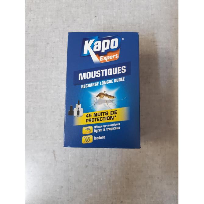 Recharge longues durées Moustique KAPO