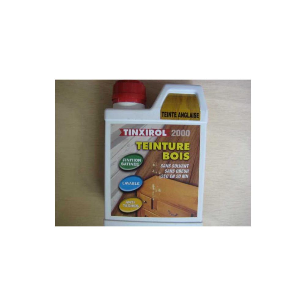 Teinture bois TINXIROL (Teinte anglaise)