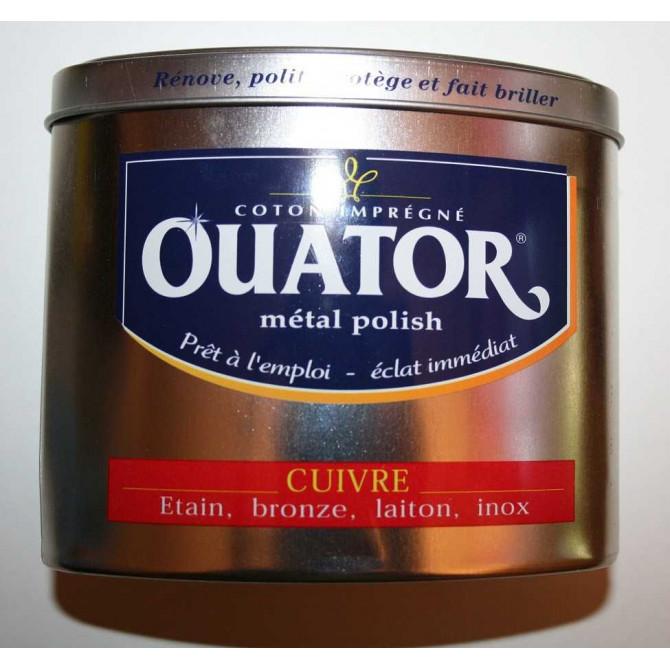 Métal polish Cuivre OUATOR