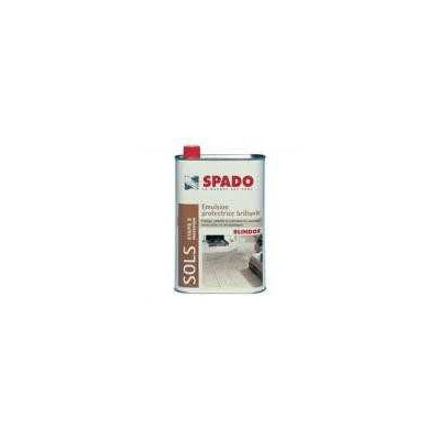 SPADO Emulsion protectrice Brillante Incolore blindor - Sols carrelage, linos, terre cuite, marbres, sol plastique