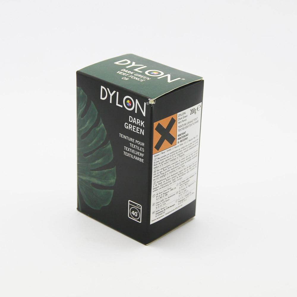 Teinture Tissu Dylon Vert Bouteille 09
