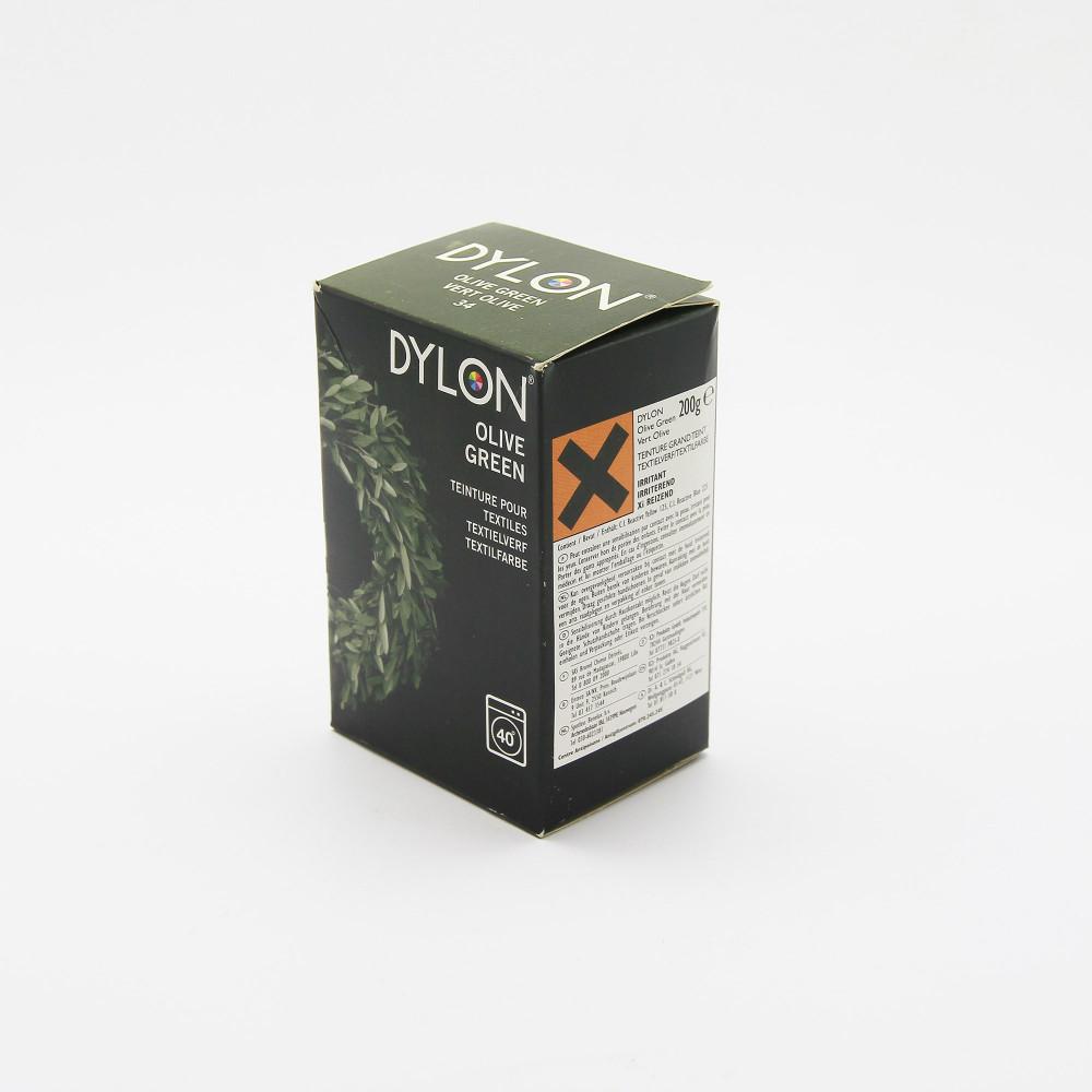 Teinture Tissu Dylon Olive 34