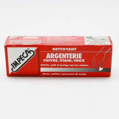 Nettoyant argenterie IMPECA
