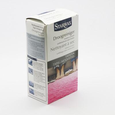 Nettoyeur à sec STARWAX tapis, moquette et sisal