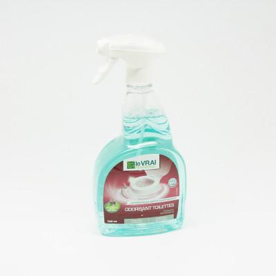 Odorisant Toilettes - Le Vrai professionnel