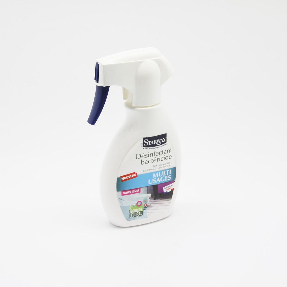 Désinfectant bactéricide Multi-usages - Starwax