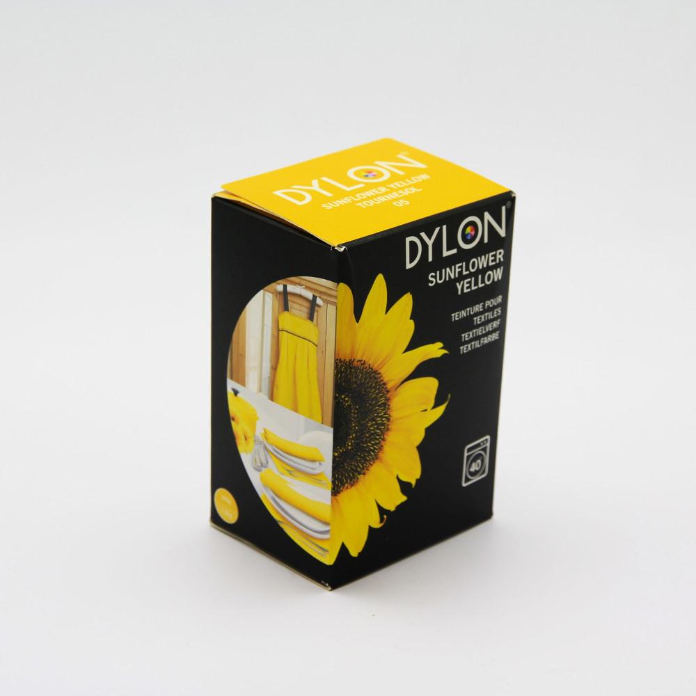 Teinture Tissu Dylon Tournesol 05