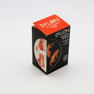 Teinture Tissu Dylon Orange 55