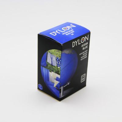 Teinture Tissu Dylon Bleu Roi 26