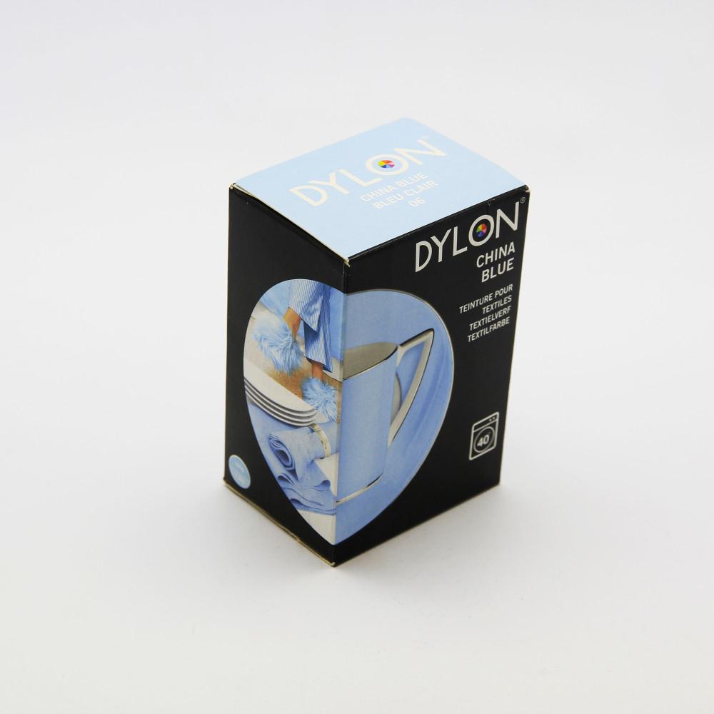 Teinture vêtements et tissus Dylon Bleu Ciel 06