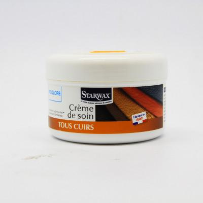 Crème incolore pour cuir STARWAX