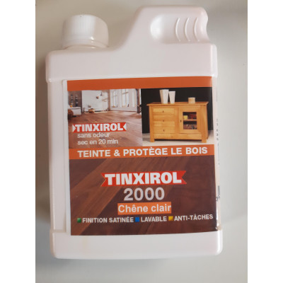 Teinture bois Tinxirol (Chêne Clair)