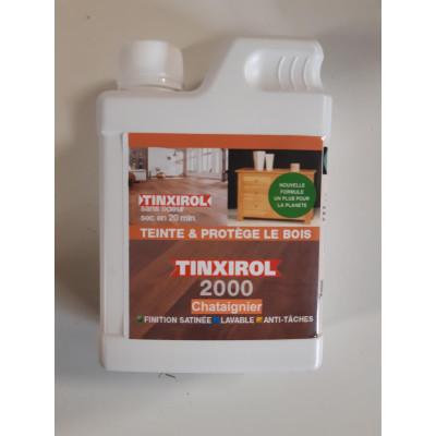 Teinture bois TINXIROL (chataignier)