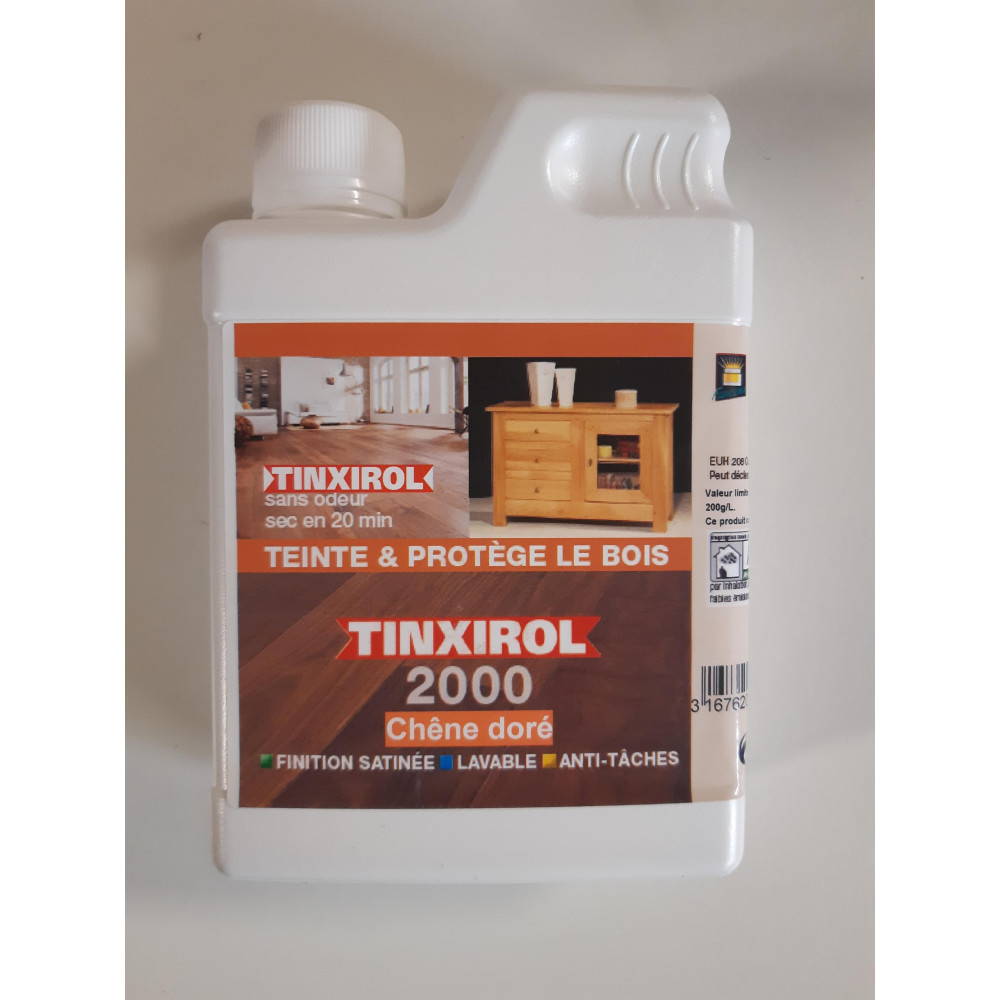 Teinture bois TINXIROL (chêne doré)