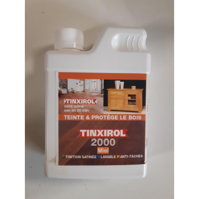 Teinture bois TINXIROL (Teinte miel)