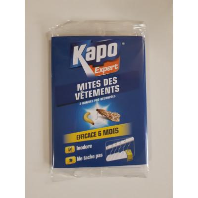 Bande accordéon Anti-Mites textiles Kapo