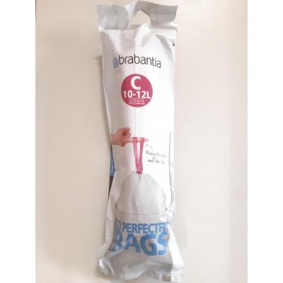 Sac poubelle Brabantia C 12L