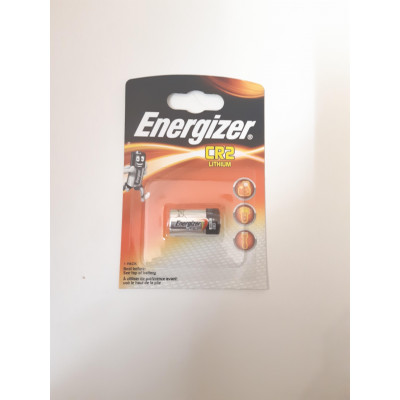 Piles CR2 Lithium Energizer*1