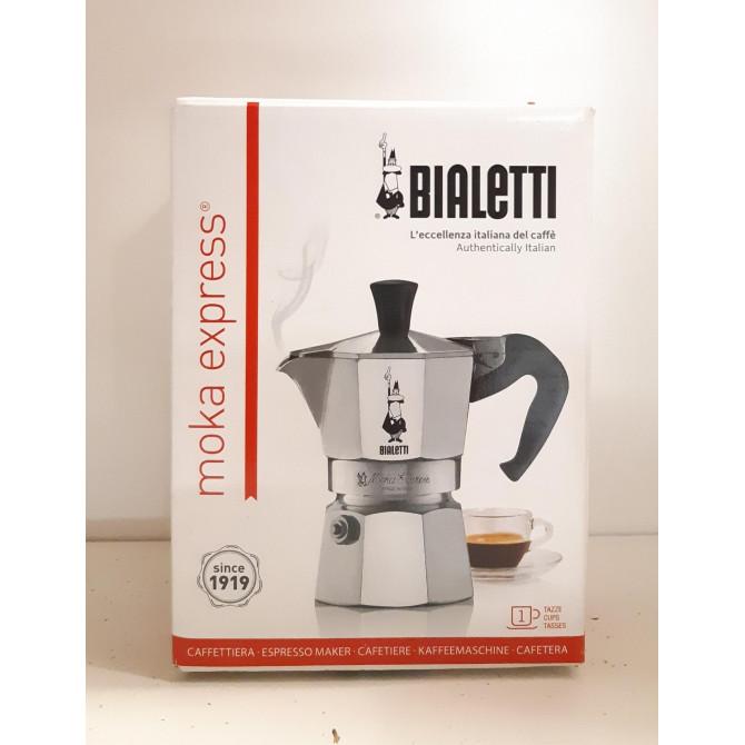 Cafetière Italienne BIALETTI (1 tasse)
